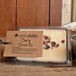 1803 Candles 1803 Cherry Crumb Pie Melters