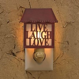 New Hope Night Light