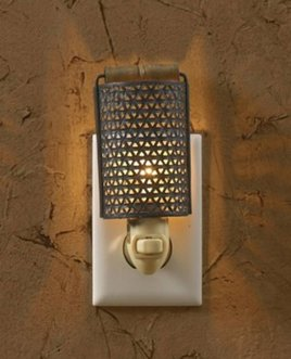 Park Designs Grater Night Light