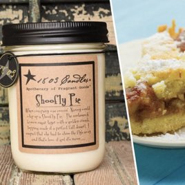 1803 Candles 1803 Shoofly Pie Candle