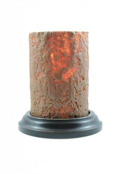 Bark Candle Sleeve
