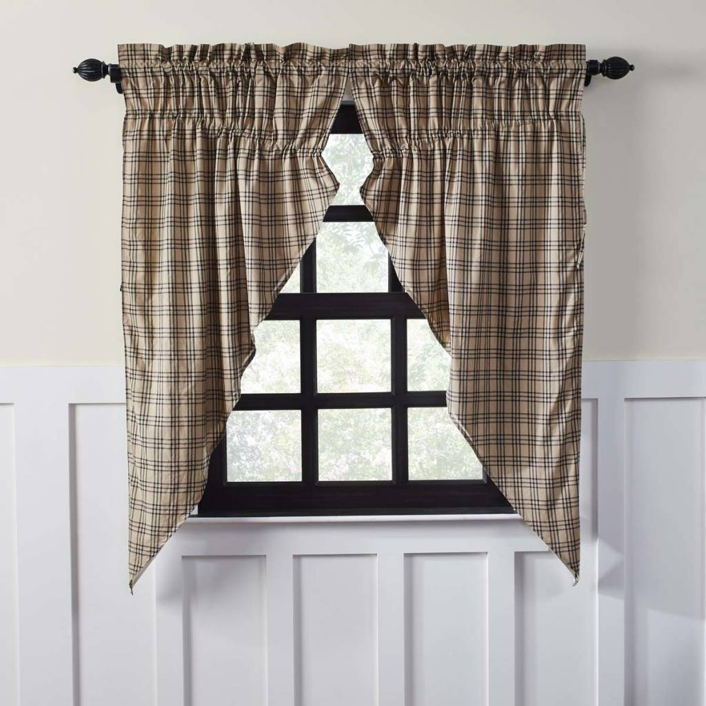 Sawyer Mill Prairie Curtain Lined Set Of 2