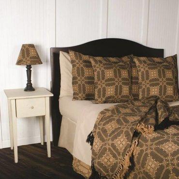 Smithfield Jacquard Bedding Collection