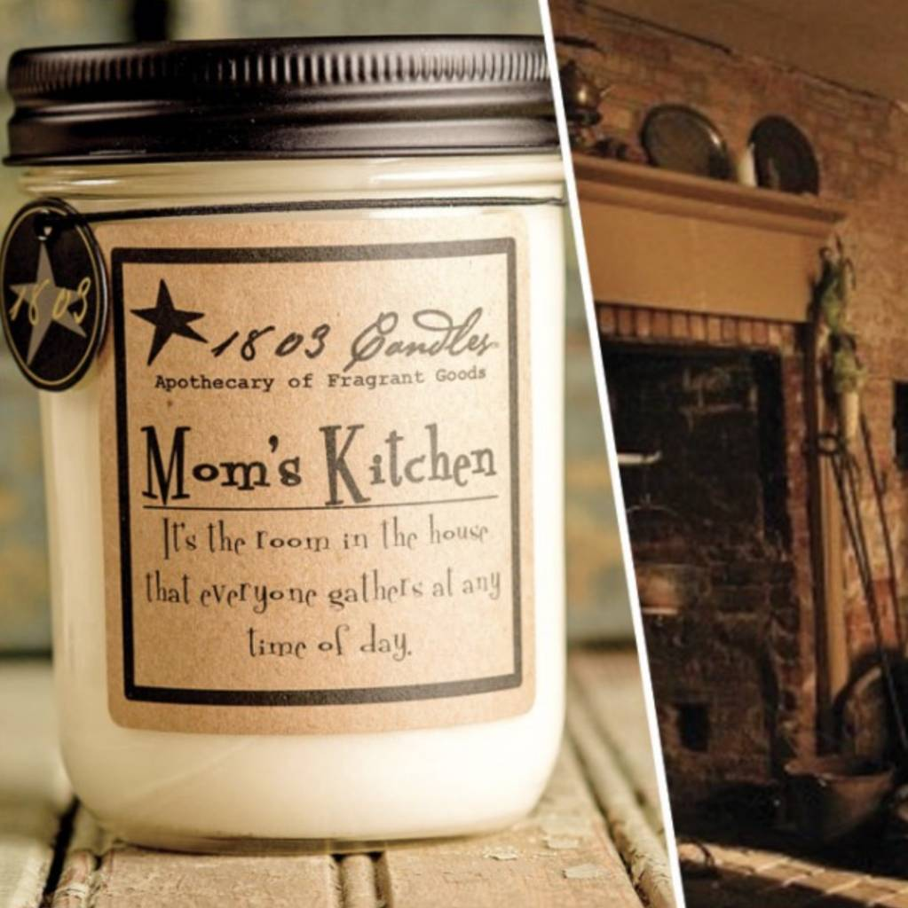 1803 Candles 1803 Candle Mom's Kitchen 14oz