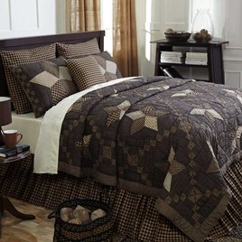 VHC Brands Farmhouse Star Bedding Collection