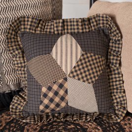 Farmhouse Star Pillow
