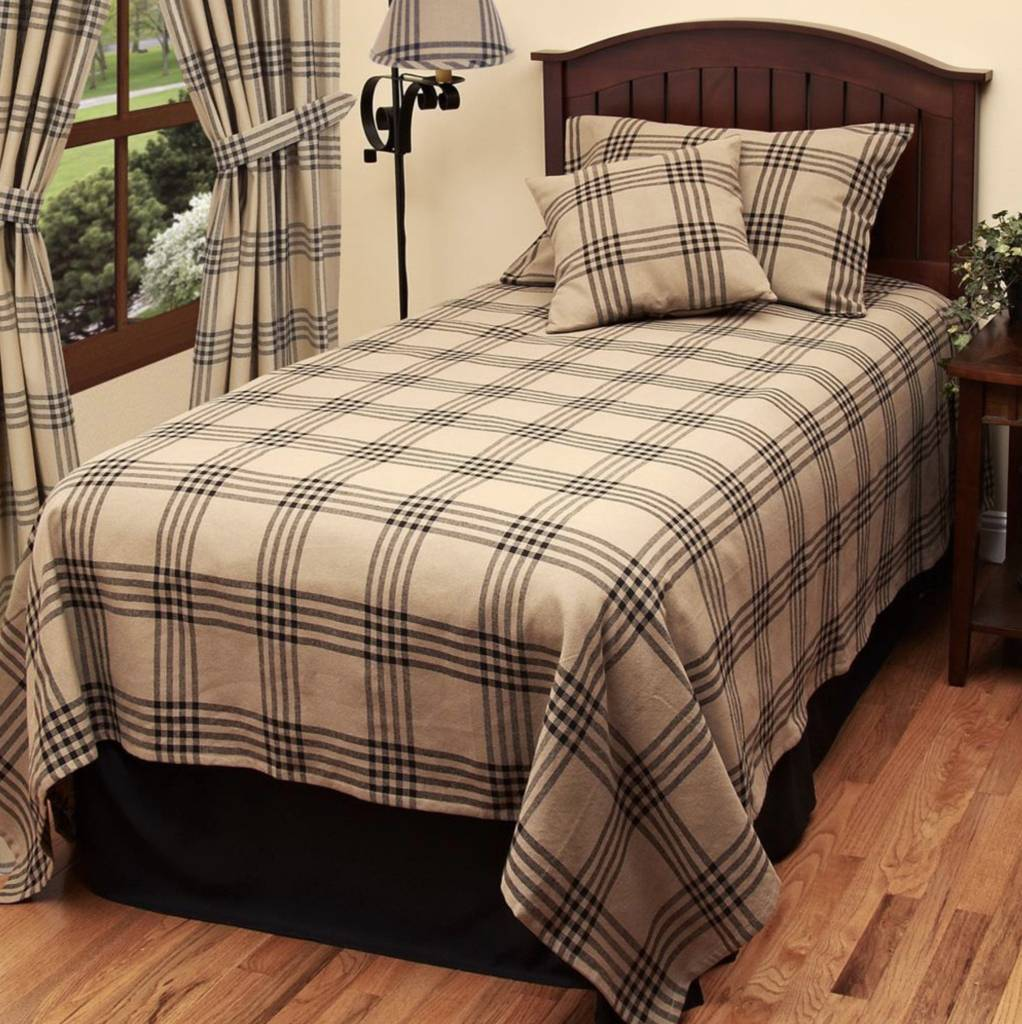 Chesterfield Check Bedding Collection Country Farmhouse