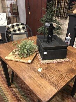 Farmhouse Table Warmy Maple