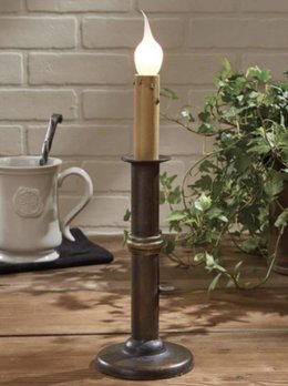 Park Designs Iron Hogscraper Lamp