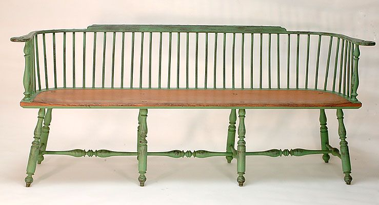 Lawrence Crouse Workshop Large Low Back Bench ...