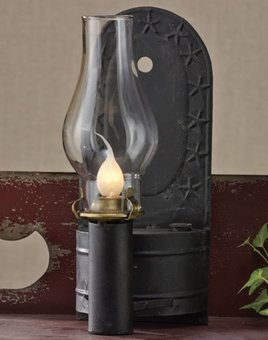 Park Designs Kerosene Wall Sconce Lamp
