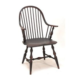 Lawrence Crouse Workshop Continuous Arm Chair