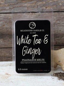 Milkhouse Candles White Tea & Ginger 2.5oz Melt Milkhouse