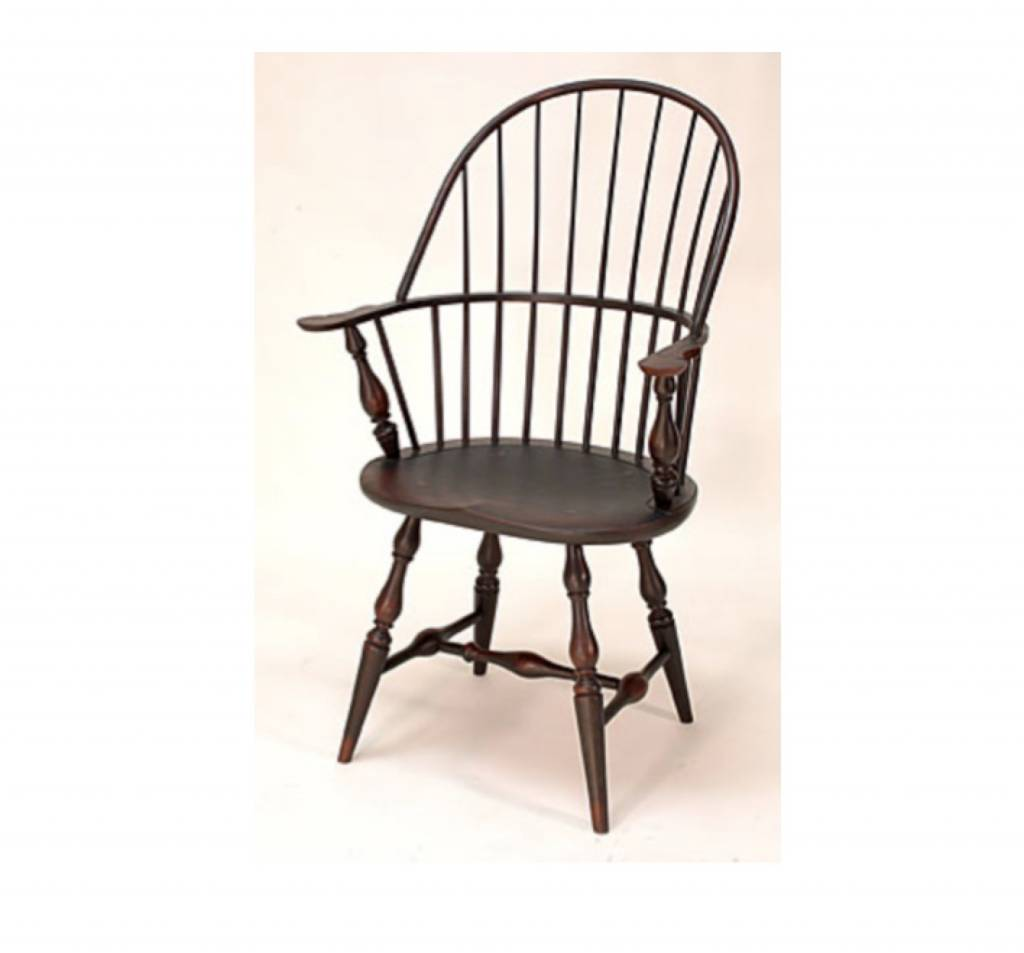 Lawrence Crouse Workshop Sack Back Arm Chair ...