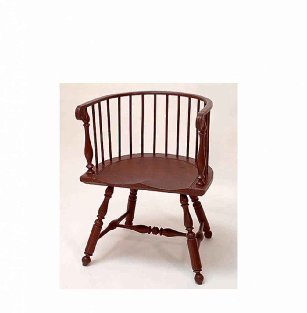 Lawrence Crouse Workshop Low Back Arm Chair ...