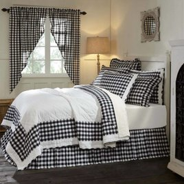 Annie Buffalo Check Quilt Collection