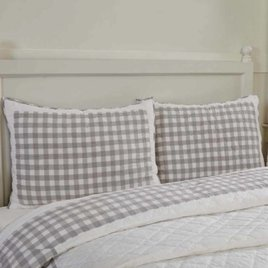 Annie Buffalo Check Pillow Shams