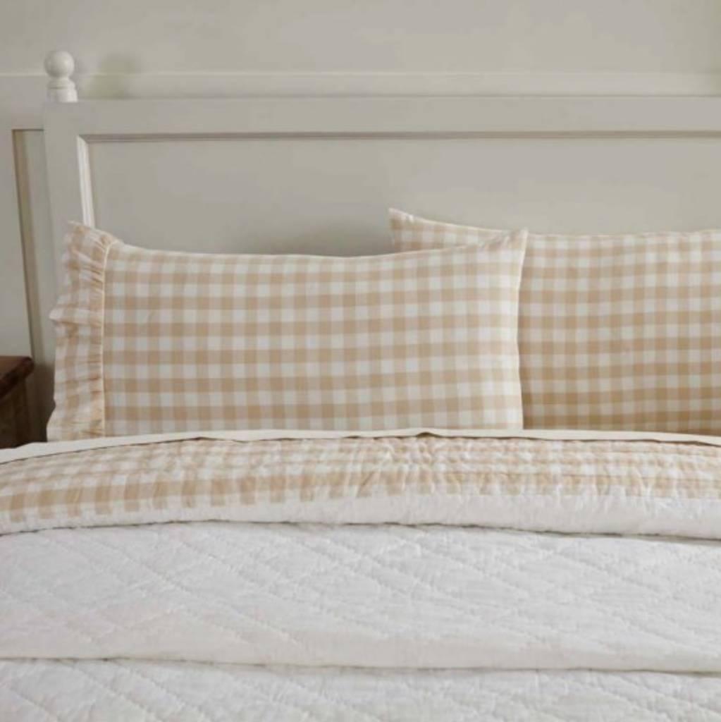 Annie Buffalo Check Pillow Case Set of 2