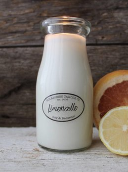 Milkhouse Candles Limoncello 8oz Milkhouse