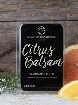 Milkhouse Candles Citrus Balsam 2.5oz Melt Milkhouse