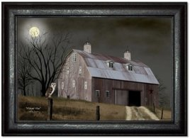 Billy Jacobs Midnight Moon Print by Billy Jacobs