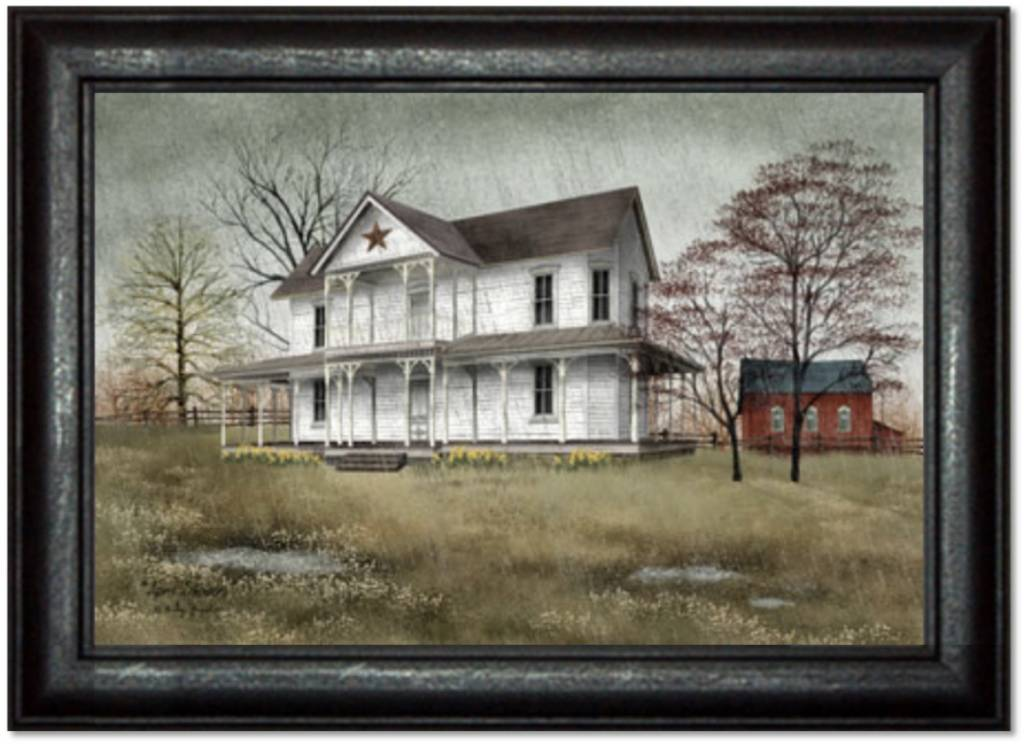 April Showers Print Billy Jacobs Art Amp Prints Country