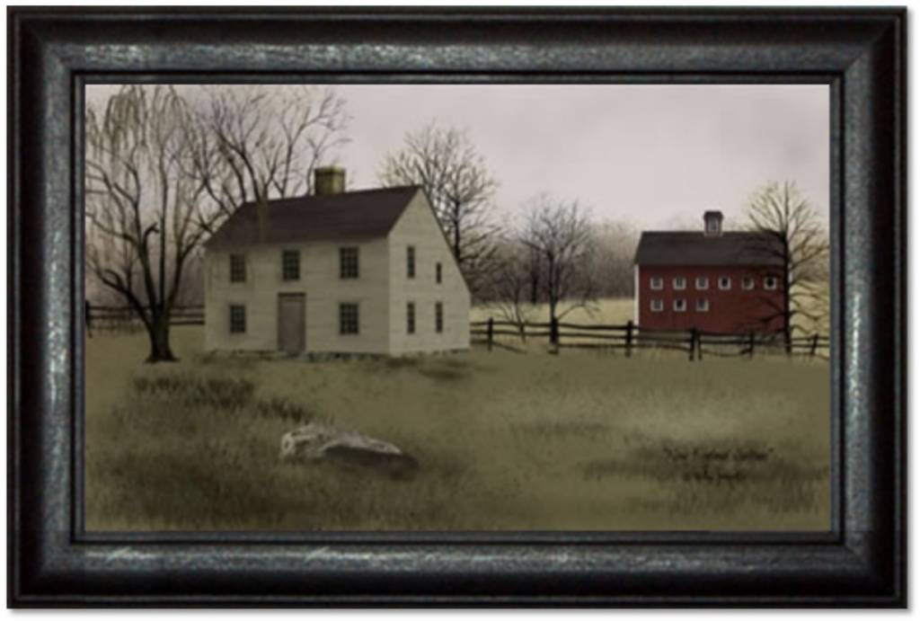 Billy Jacobs New England Saltbox by Billy Jacobs