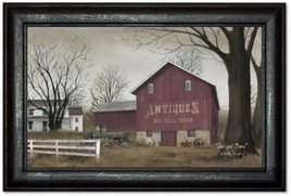 Billy Jacobs Antique Barn Print by Billy Jacobs