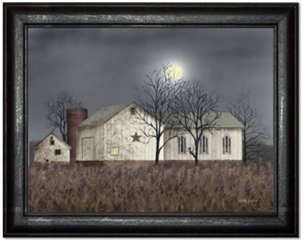 Billy Jacobs Evening Chores Print by Billy Jacobs
