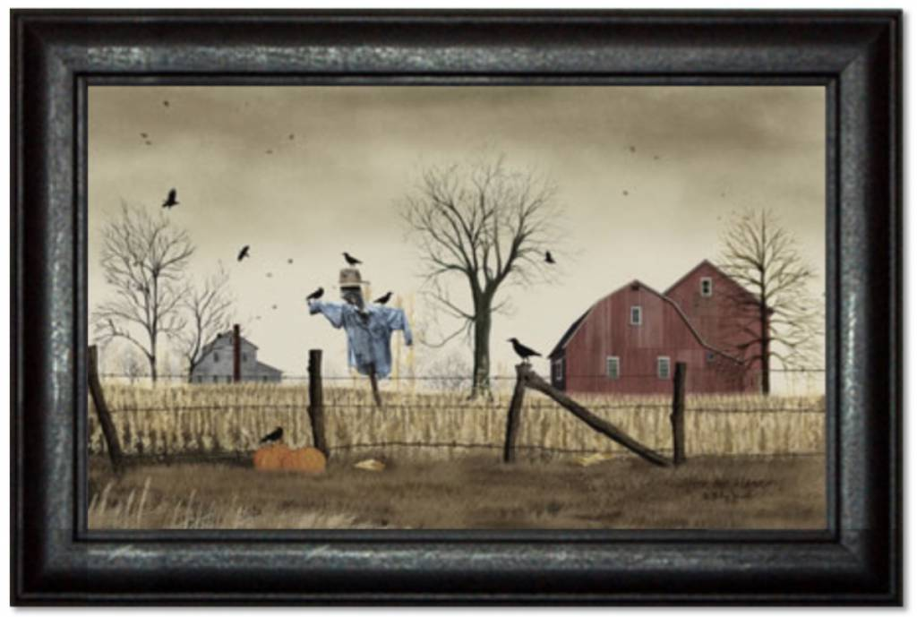 Billy Jacobs After The Harvest Print by Billy Jacobs