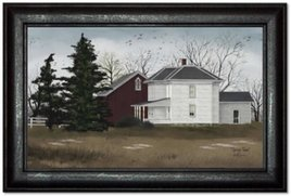 Billy Jacobs Spring Thaw Print by Billy Jacobs
