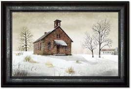 Billy Jacobs Snow Day Print by Billy Jacobs