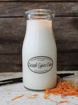 Milkhouse Candles Carrot Spice Cake 8oz Milkhouse