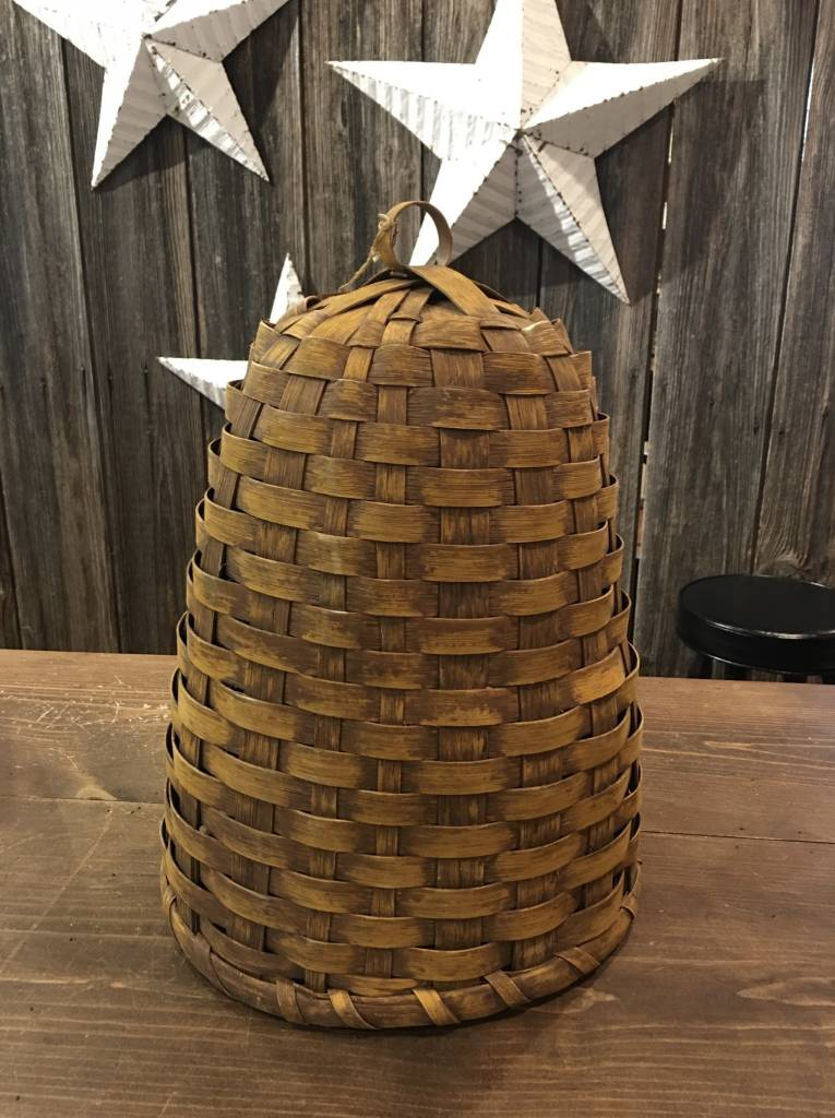 Woven Bee Skep Decorative Baskets Baskets Made In Usa