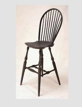 Lawrence Crouse Workshop Bow Back Tavern Stool