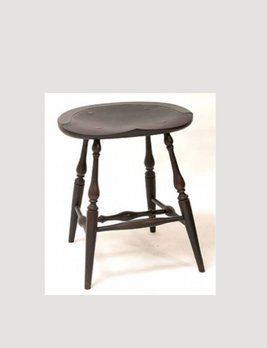 Lawrence Crouse Workshop Weaver's Stool
