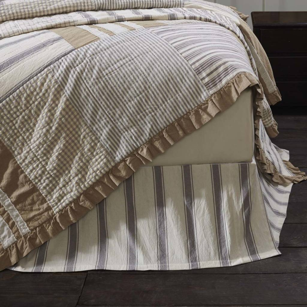 Grace Bed Skirt Grace Quilt Amp Bedding Collection Vhc