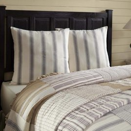 VHC Brands Grace Bedding Shams & Pillows