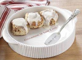 Holiday Round Baker Set