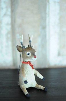 Rudy Handmande Ornament