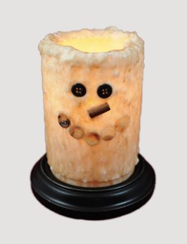 Grubby Sam Candle Sleeve