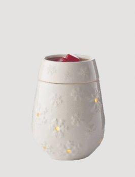 White Snowflake Fragrance Warmer