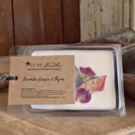 1803 Candles 1803 Lavender Freesia & Thyme Melt