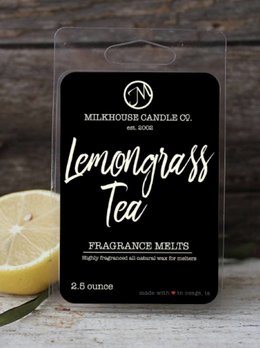 Lemongrass Tea 2.5 oz Melt Milkhouse