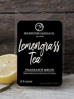 Milkhouse Candles Lemongrass Tea 2.5 oz Melt Milkhouse