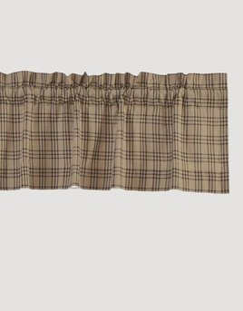 VHC Brands Sawyer Mill Lined Valance