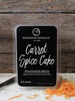 Milkhouse Candles Carrot Spice Cake 2.5oz Melt Milkhouse