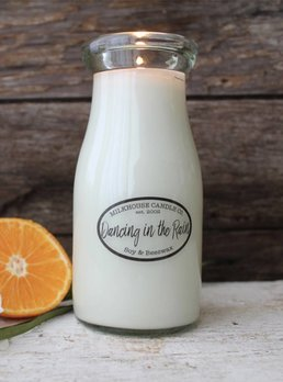 Milkhouse Candles Dancing in the Rain 8oz Milkhouse