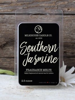Milkhouse Candles Southern Jasmine 2.5oz Melt Milkhouse