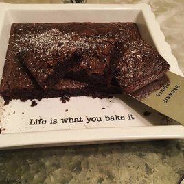 Brownie Baker Set